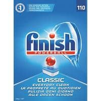 Finish Classic Dishwasher Tablets Pack of 110