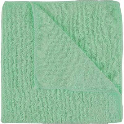 Robert Scott Cleaning Cloths Green 40 x 40cm Pack of 10