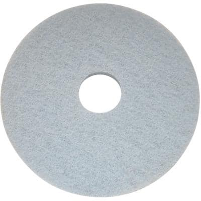 SYR Floor Maintenance Pads 43cm White Pack of 5