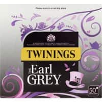 Twinings Earl Grey Tea Bags 50 Pieces
