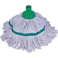 Robert Scott Socket Mop Head Hygiemix Green