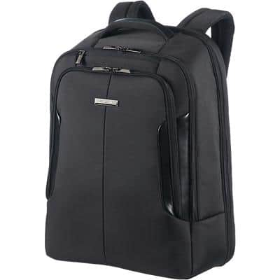 Samsonite Backpack XBR 17.3 Inch Polyester, Polyurethane Black 35 x 25 x 51 cm
