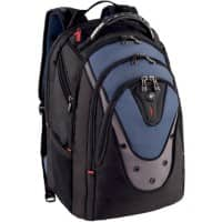 Wenger Backpack Swissgear Ibex 17 Inch 48 x 25 x 38 cm Black, Blue