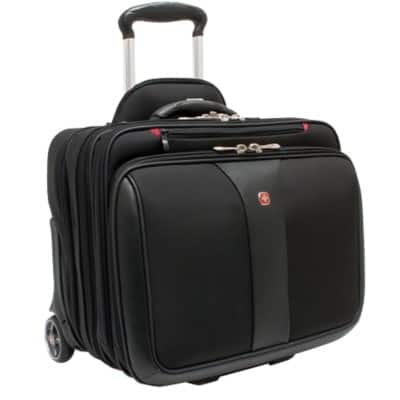 Wenger Travel Bag 600662 17 Inch 44 x 31 x 38 cm Black