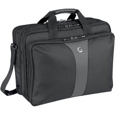 Wenger Laptop Bag Legacy 17 Inch 32 x 42 x 17 cm Black