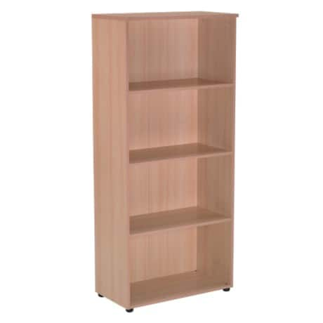 rs to-go Bookcase High Beech 1,800 x 800 x 350 mm