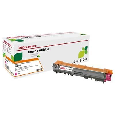 Compatible Office Depot Brother TN-241M Toner Cartridge Magenta