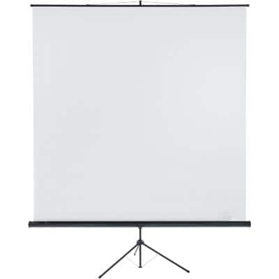 Franken Tripod Projector Screen X-tra!Line Black 240 x 240 cm