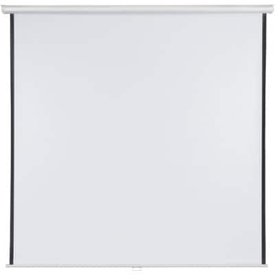 Franken Roll-up Projector Screen X-tra!Line White 200 cm