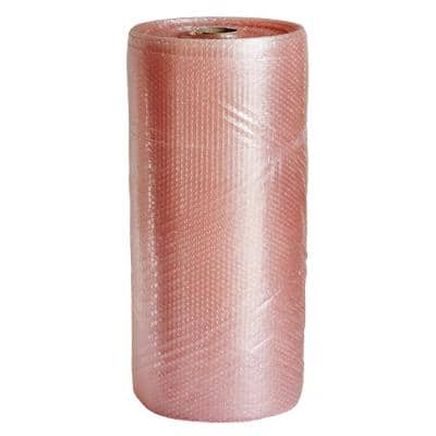 Sealed Air Small Anti-Static Bubble Wrap 1500 mm (W) x 100 m (L) Pink
