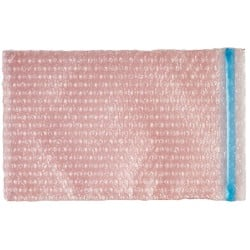 Sealed Air Bubble Bags Pink peel and seal 500 pieces