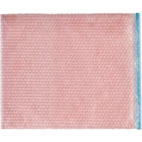 Sealed Air Anti-Static Bubble Bags 380 (W) x 435 (H) mm Peel and Seal Pink Pack of 100