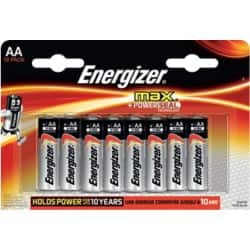 Energizer Batteries Max AA 12 batteries