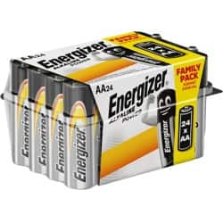 Energizer Batteries Alkaline Power AA 24 pieces