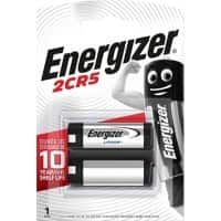 Energizer 2CR5 Batteries 2CR5 6V Lithium