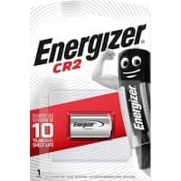 Energizer CR2 Batteries e2 3V Lithium