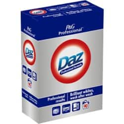 Daz Washing Powder Professional Regular fresh 5.80 kg