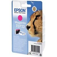 Epson T0713 Original Ink Cartridge C13T07134012 Magenta