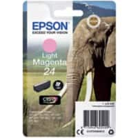 Epson 24 Original Ink Cartridge C13T24264012 Light Magenta