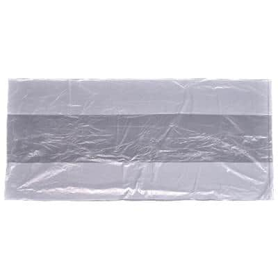 Polaris Refuse Sacks Transparent 45.7 x 73.7 x 99 cm 200 Pieces