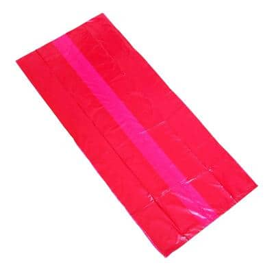 Paclan Refuse Sacks 100L Red Pack of 200