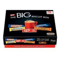 Nestlé Milk Chocolate Biscuit Bar 70 Pieces
