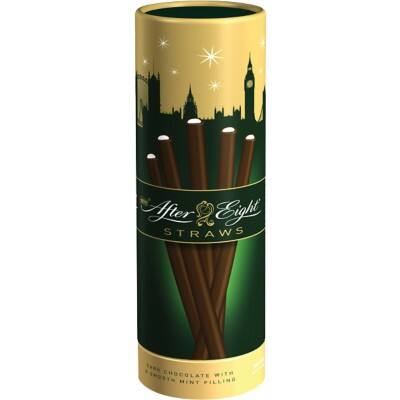 Nestlé Mint Chocolate After Eight Straws 110 g
