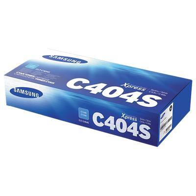 Samsung CLT-C404S Original Toner Cartridge Cyan