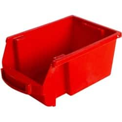 Viso Storage Bin SPACY2R Red 7 x 15.7 x 10.1 cm