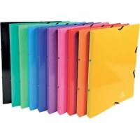 Exacompta Ring Binder 2 Rings 15 mm Pressboard Assorted