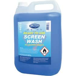 Screen Wash Blue