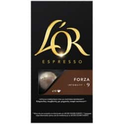 L'OR Coffee Capsules Forza 10 pieces