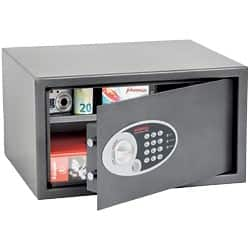 Phoenix Home and Office Safe Vela SS0803E Grey 25 x 45 x 36.5 cm