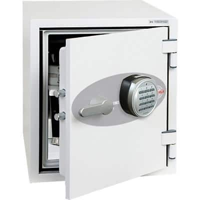 Phoenix Fire & Security Safe with Electronic Lock FS1281E 19L 360 x 410 x 365 mm White