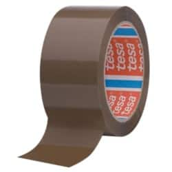 tesapack Sealing Tape 4280 50 mm x 66 m Brown 6 Rolls