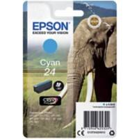 Epson 24 Original Ink Cartridge C13T24224012 Cyan