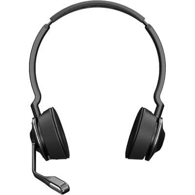 Jabra Engage 75 Stereo Wireless Headset Black