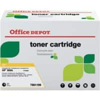 Compatible Office Depot HP 508A Toner Cartridge CF360A Black