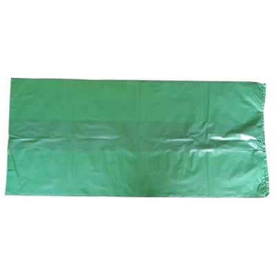 Paclan Refuse Sacks 100L Green Pack of 200