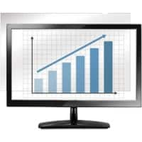 Fellowes Widescreen Monitors Blackout Privacy Filter 16:9 23.8 inch