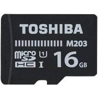 Toshiba Micro SD Card M203 16 GB