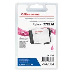 Office Depot Compatible Epson 27XL Ink Cartridge T271340 Magenta