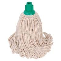 Robert Scott Socket Mop Head No.16 Green PJYG1610L