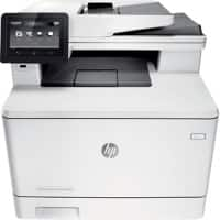 HP LaserJet Pro M477FDN Colour Laser All-in-One Printer A4