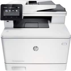 HP laserjet pro M477fdw colour laser all-in-one printer