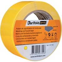 Tarifold Floor Marking Tape Vinyl 5 cm Yellow