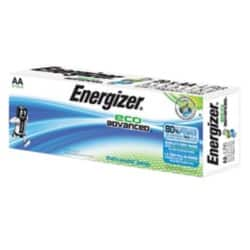 Energizer Batteries Eco Advanced AA 20 pieces