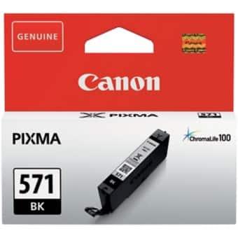 Canon CLI-571BK Original Ink Cartridge Black