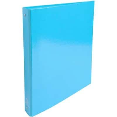 Exacompta Iderama Ring Binder 40 mm Polypropylene 4 ring A4 Blue