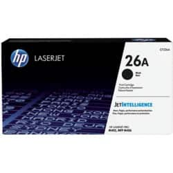 HP 26A Original Toner Cartridge CF226A Black